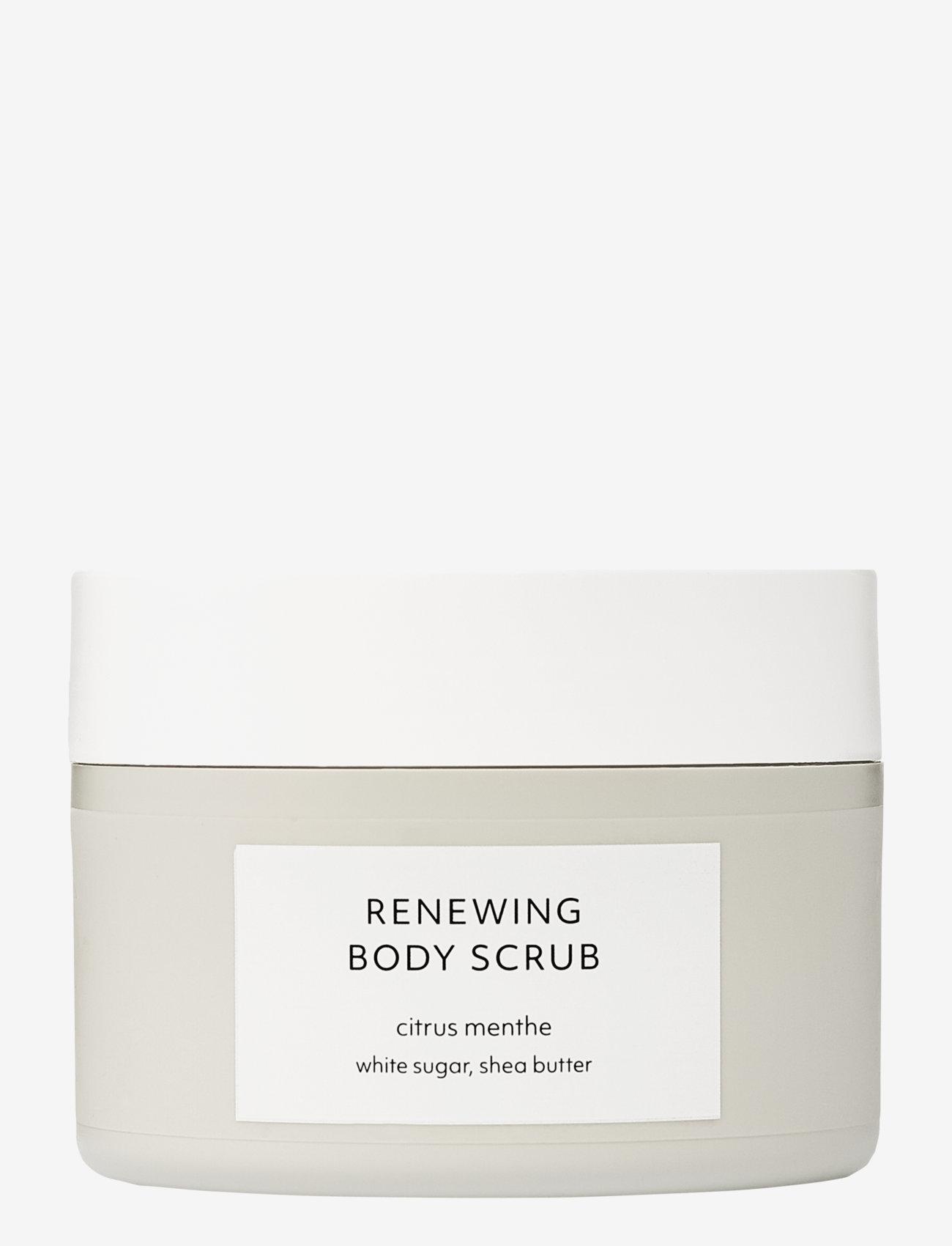 Estelle & Thild - Citrus Menthe Renewing Body Scrub - kuorinta - no colour - 0