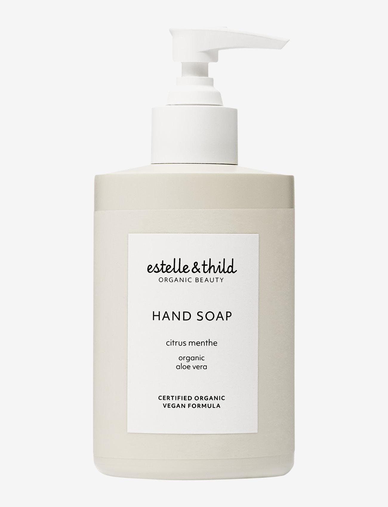 Estelle & Thild - Citrus Menthe Hand Soap - käsisaippua - no colour - 0