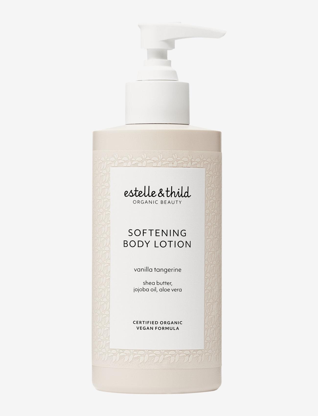 Estelle & Thild - Vanilla Tangerine Softening Body Lotion - vartalovoide - no colour - 0