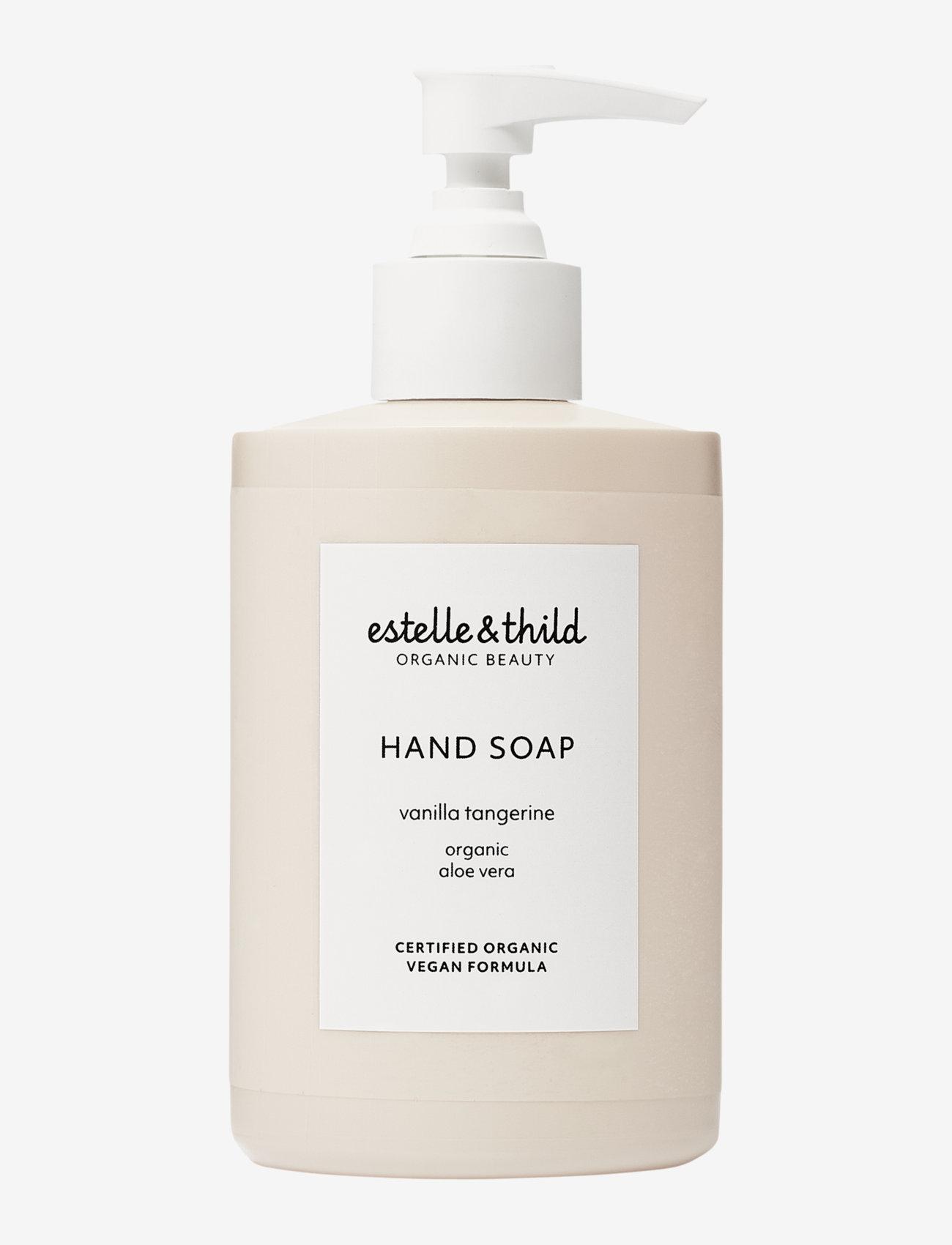 Estelle & Thild - Vanilla Tangerine Hand Soap - handtvål - no colour - 0