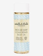 Estelle & Thild - BioCare Baby Comforting Body Oil - vartaloöljyt - clear - 0