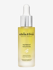 Estelle & Thild - BioDefense Multi-Nutrient Youth Oil - ansigtsolier - clear - 0