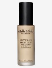 Estelle & Thild - BioMineral Healthy Glow Foundation 111 - foundation - 111 light pink - 0