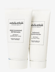 Estelle & Thild - BioTreat Micropolish & Detox - ihonhoitosetit - no colour - 1