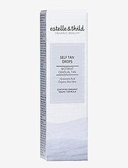 Estelle & Thild - Self Tan drops - rusketus - clear - 2