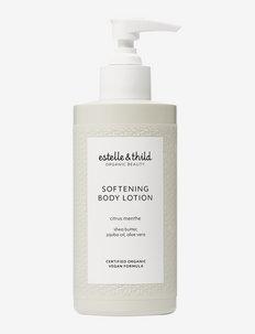 Citrus Menthe Softening Body Lotion - NO COLOUR