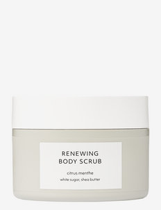 Citrus Menthe Renewing Body Scrub - NO COLOUR