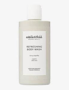 Citrus Menthe Refreshing Body Wash - NO COLOUR