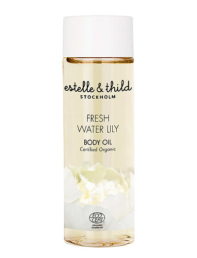 Fresh Water Lily Body Oil - CLEAR
