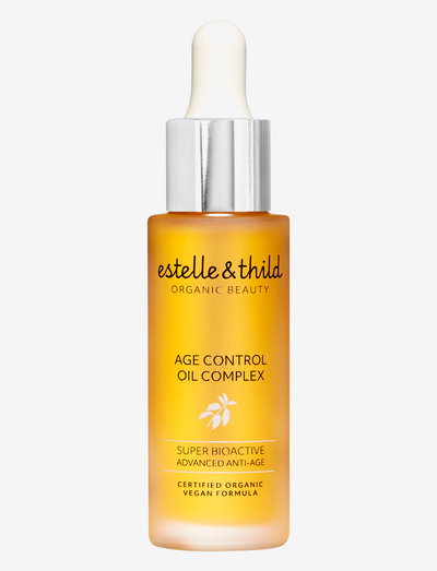 Super BioActive Age Control Oil Complex - ansigtsolier - clear
