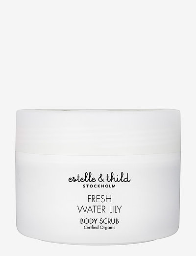 Fresh Water Lily Body Scrub - kuorinta - clear