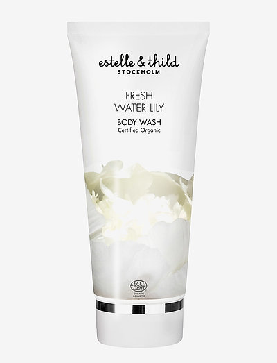 Fresh Water Lily Body Wash - shower gel - clear