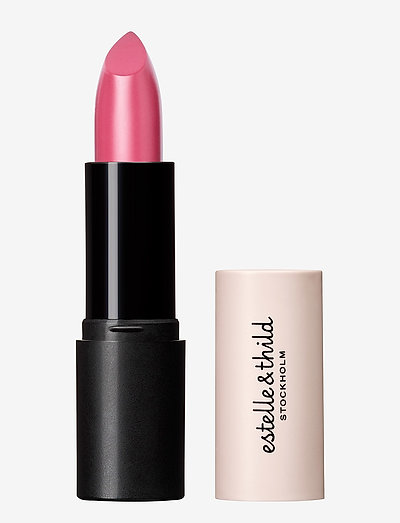 BioMineral Cream Lipstick Deep Pink - læbestift - deep pink