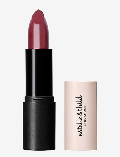 BioMineral Cream Lipstick Rosewood - læbestift - rosewood