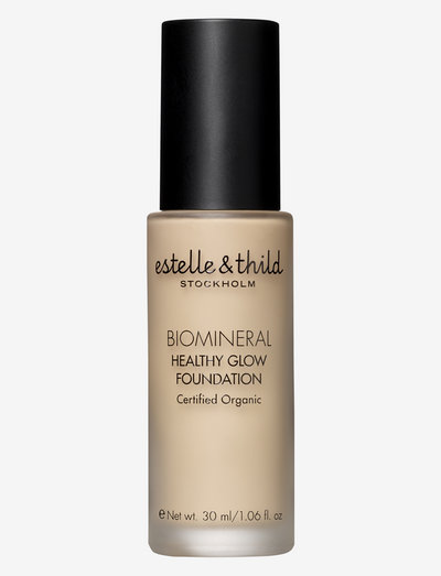 BioMineral Healthy Glow Foundation 111 - foundation - 111 light pink