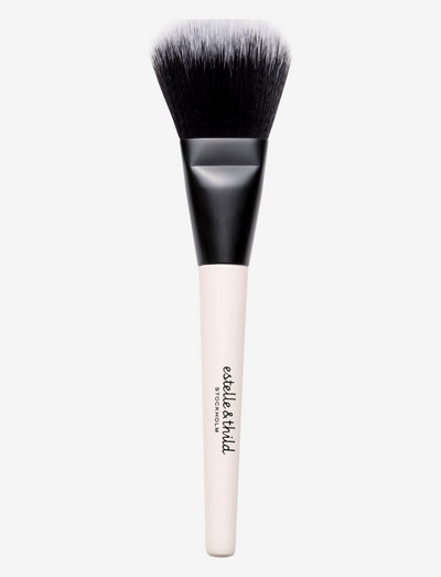Healthy Glow Sun Powder Brush - contouring - clear