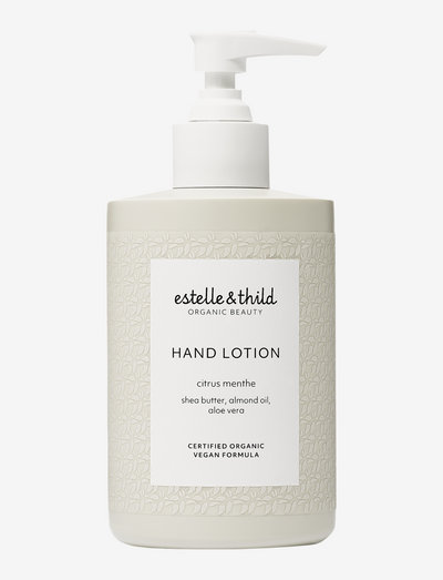 Citrus Menthe Hand Lotion - håndcreme & fodcreme - no colour