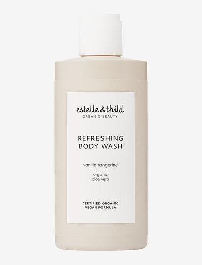 Vanilla Tangerine Refreshing Body Wash - shower gel - no colour