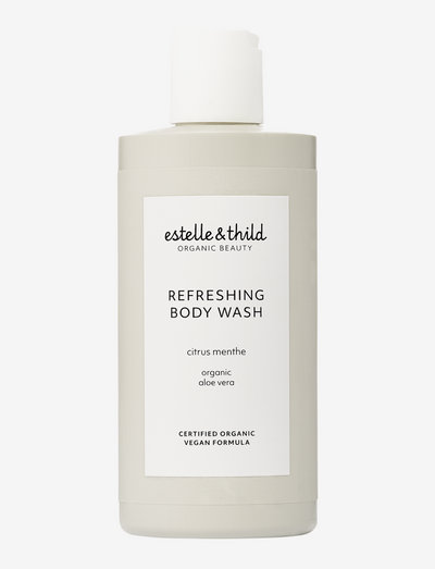 Citrus Menthe Refreshing Body Wash - shower gel - no colour