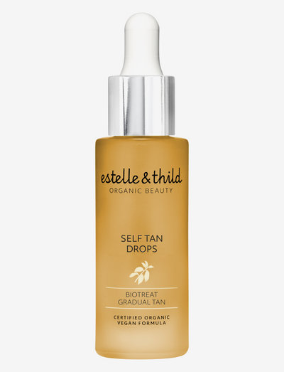 Self Tan drops - tanning - clear