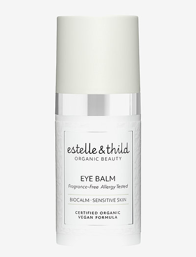 BioCalm Soothing Eye Balm - Øjencreme - clear