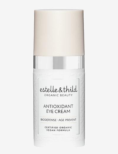 BioDefense Antioxidant Eye Cream - Øyekrem - clear