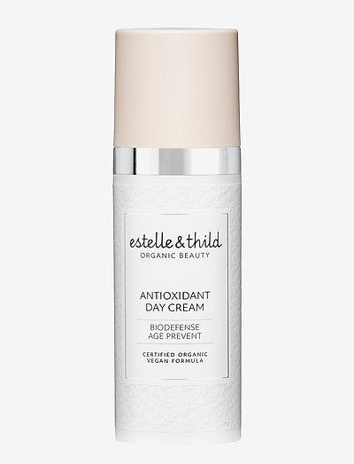 BioDefense Antioxidant Day Cream - dagcreme - clear