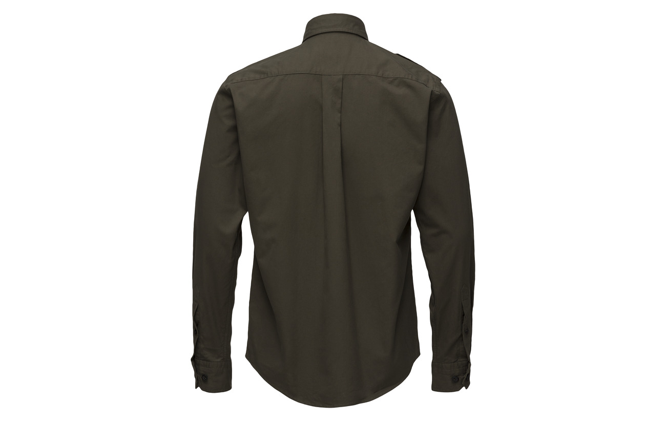 Overshirt Eton Green Eton Overshirt Overshirt Eton Green Green wv4tF