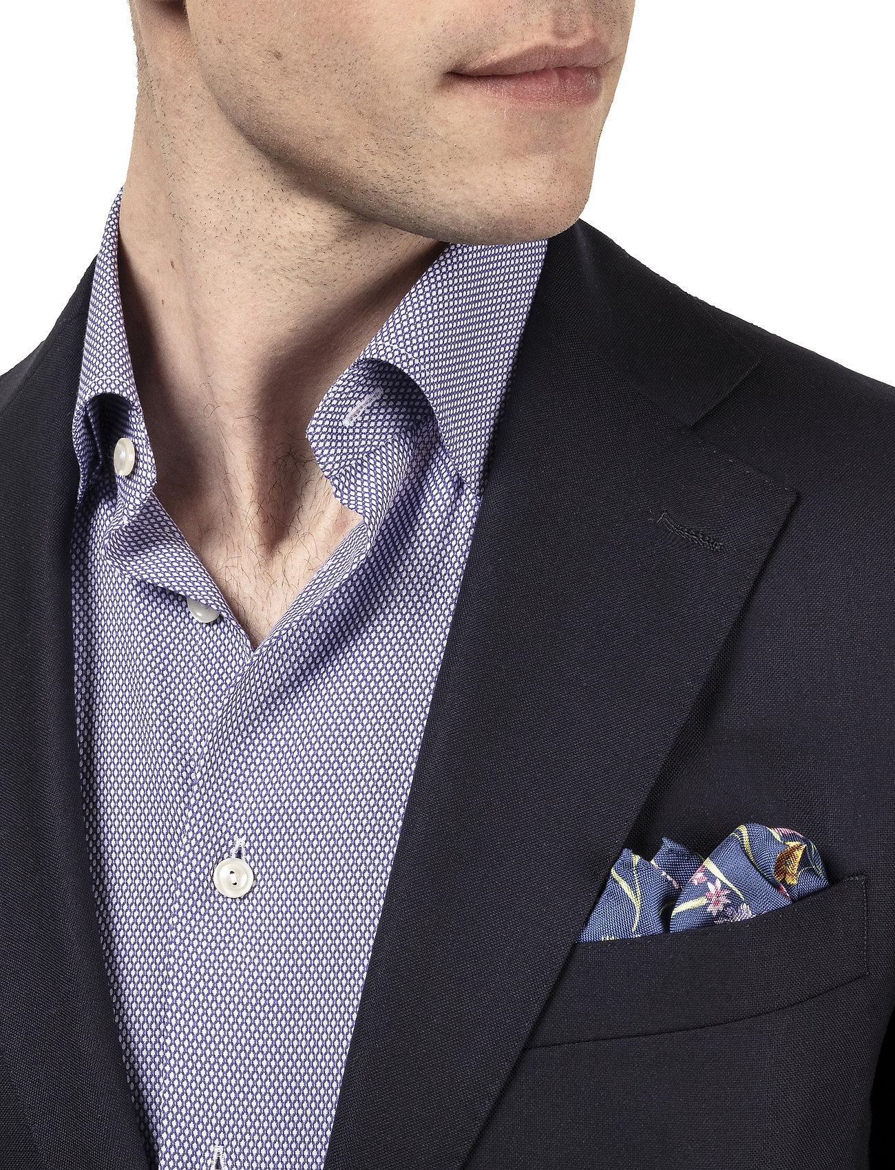 Eton Dobby shirt - Skjorter BLUE - Menn Klær