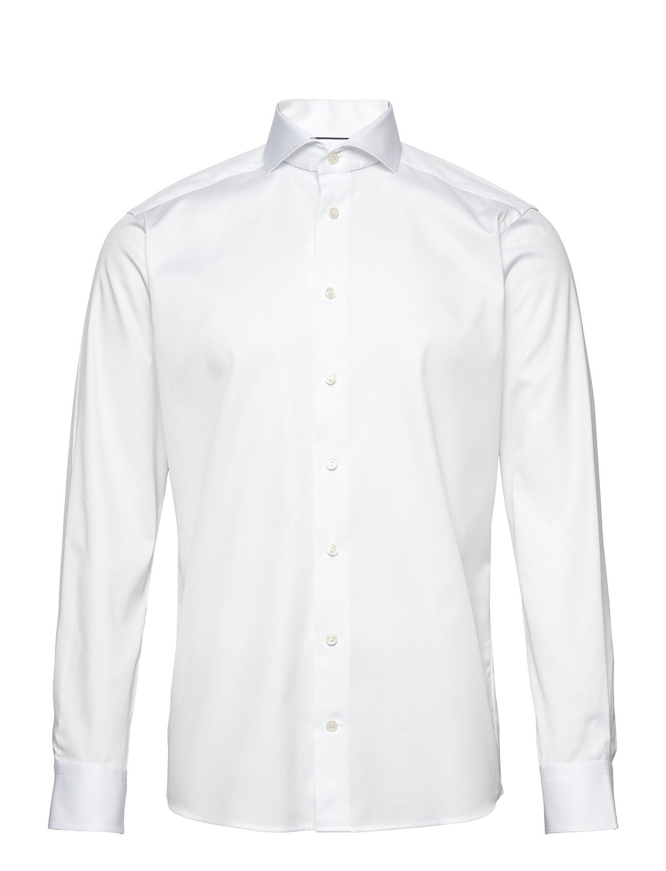 Eton Signature Twill-Slim fit - WHITE