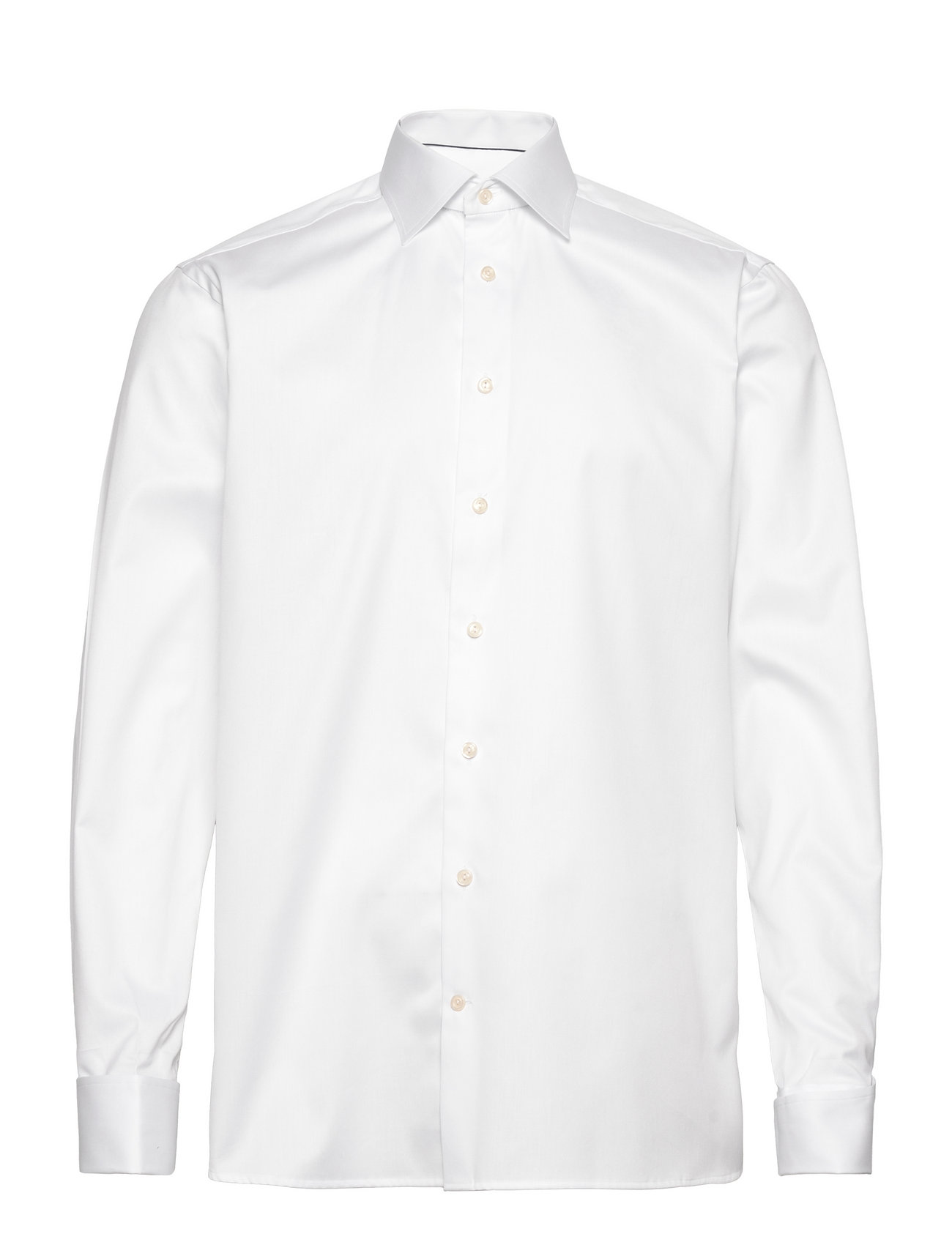 Eton Signature Twill-Contemporary - WHITE