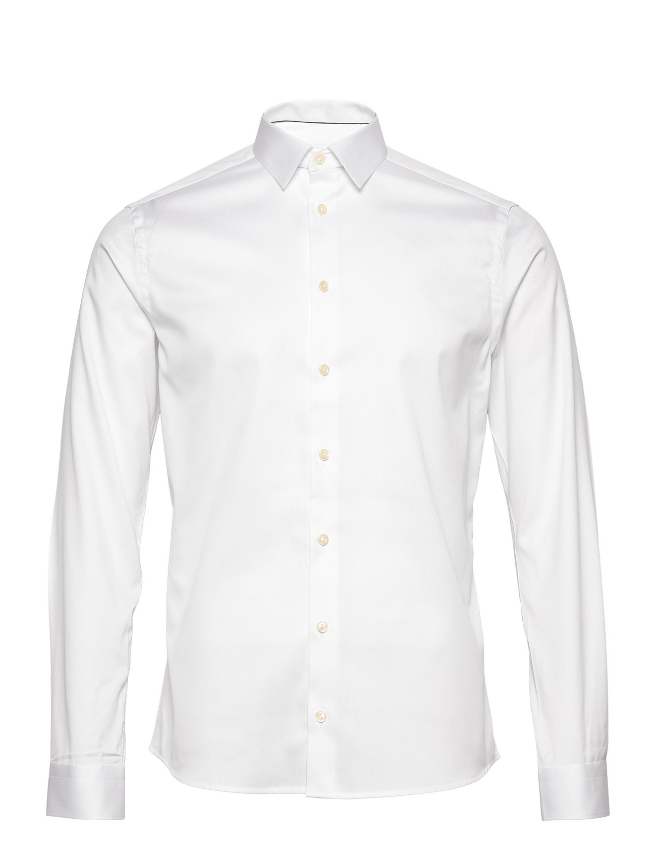 Eton Signature Twill-Super slim - WHITE