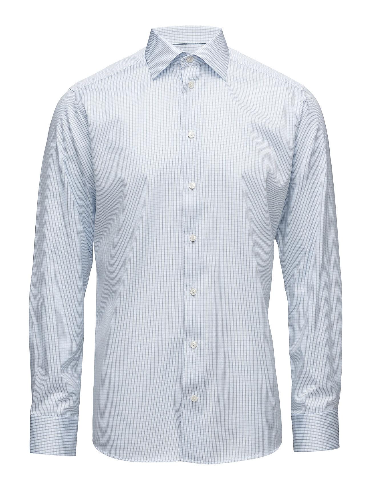 Eton Cambridge-Collection-Slim fit - BLUE