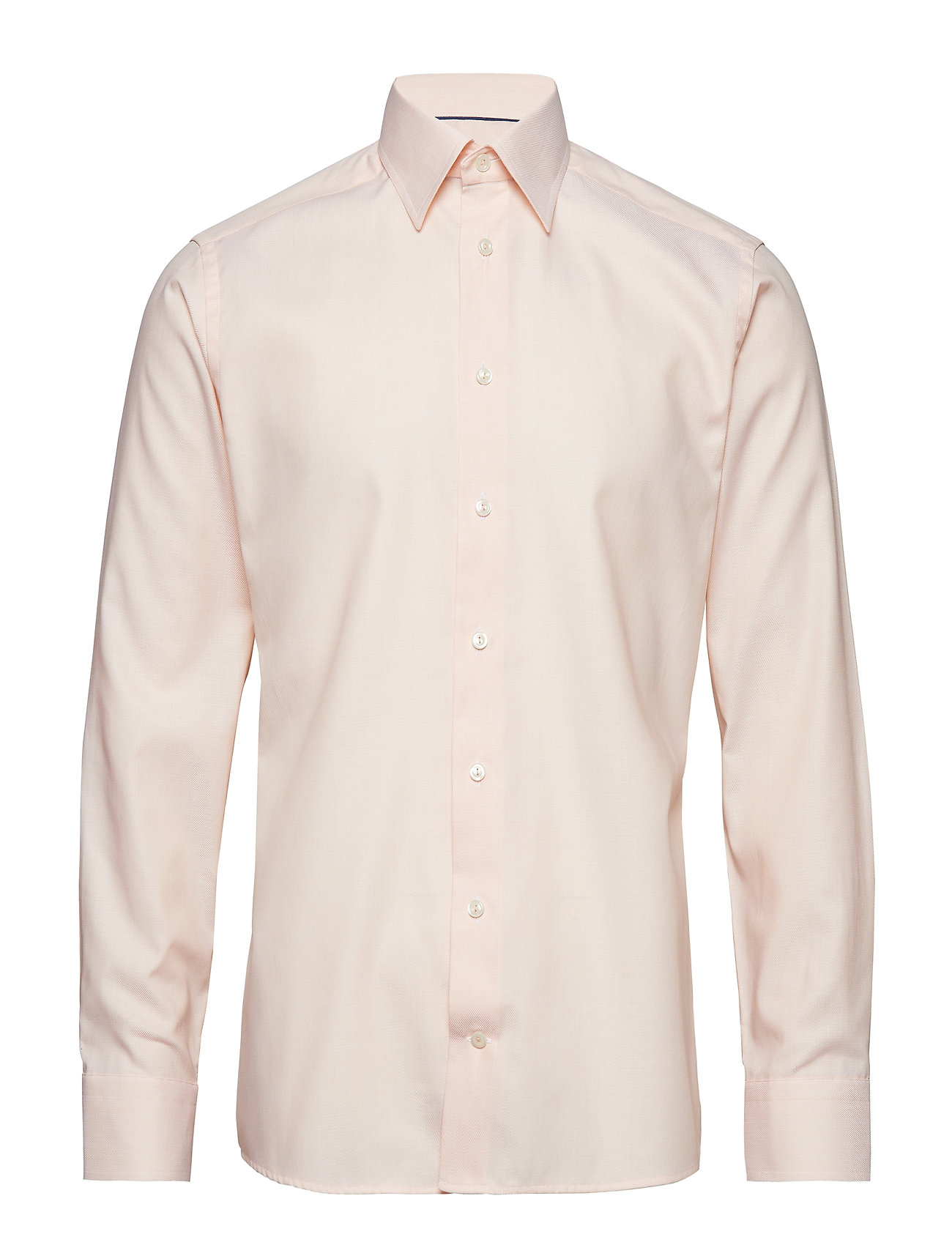 Eton Orange Royal Dobby Shirt - YELLOW/ORANGE