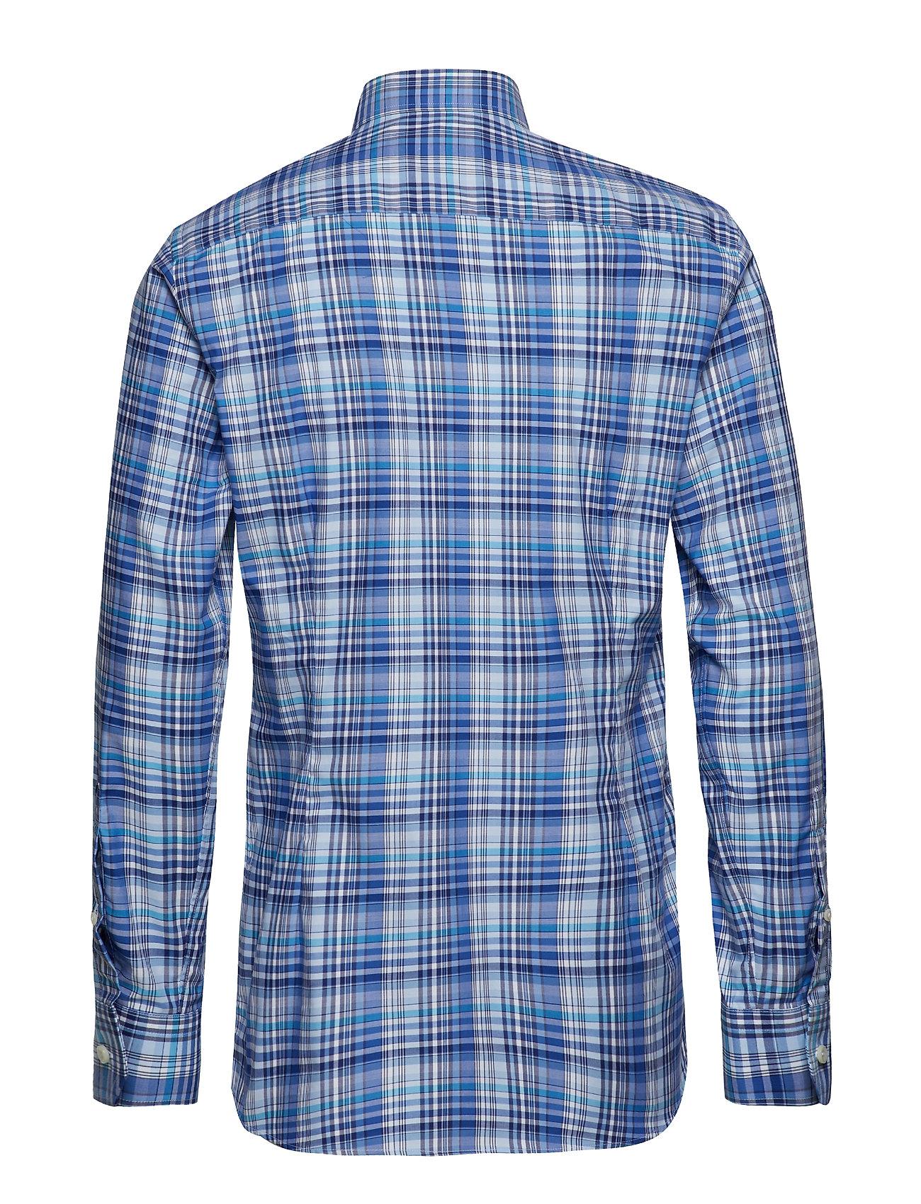 Blue Blue ShirtblueEton Check ShirtblueEton ShirtblueEton Bold Check Bold Bold Blue Blue Check Bold 35R4AjLq