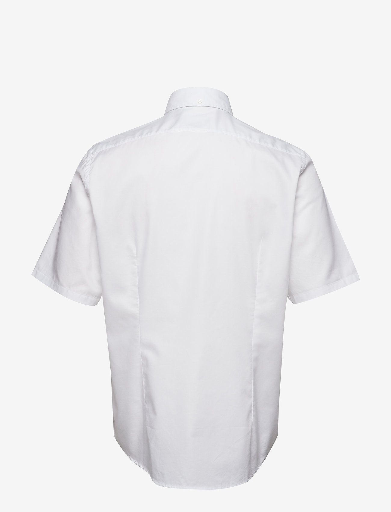 Eton - White Natural Stretch Oxford - Contemporary fit - chemises basiques - white