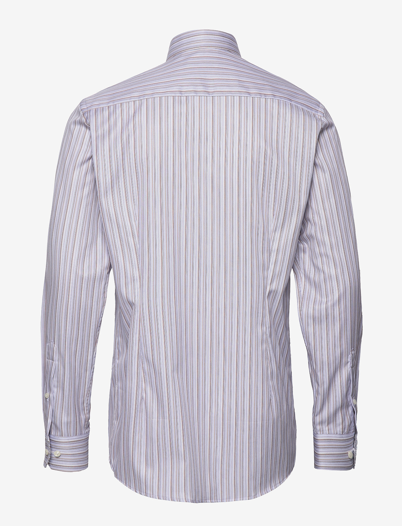 Eton Fine Striped Twill Shirt - Contemporary Fit Shirts