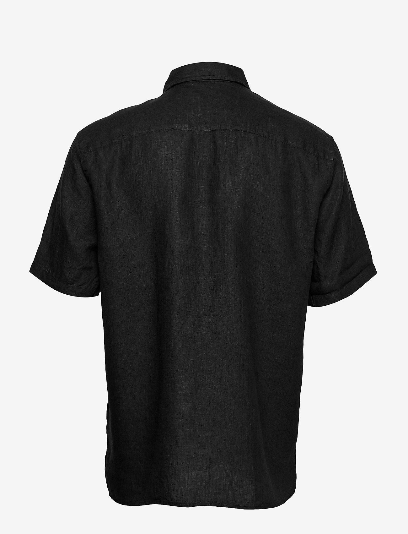 Resort Linen Shirt (Gold) - Eton gZPrmO