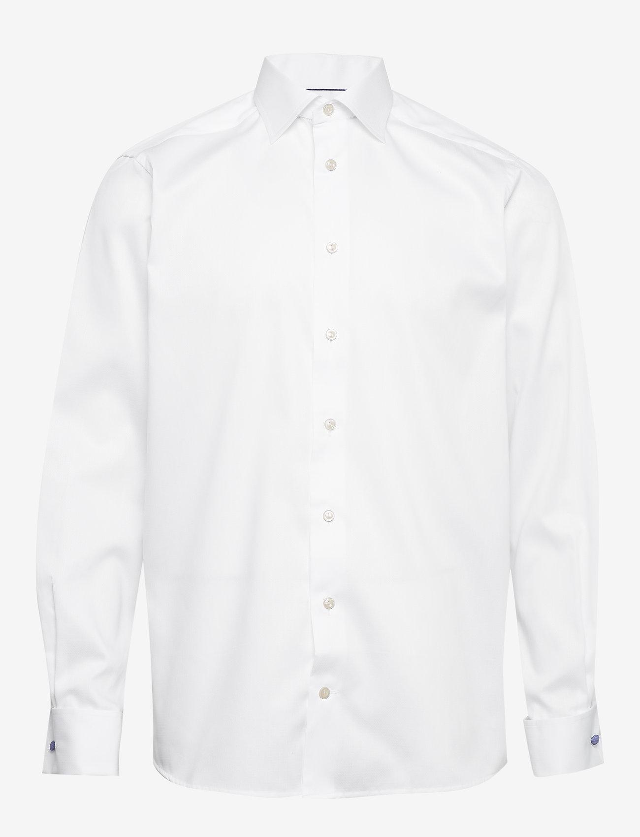 White Smokingskjorte | Eton | Dress skjorter | Miinto.no