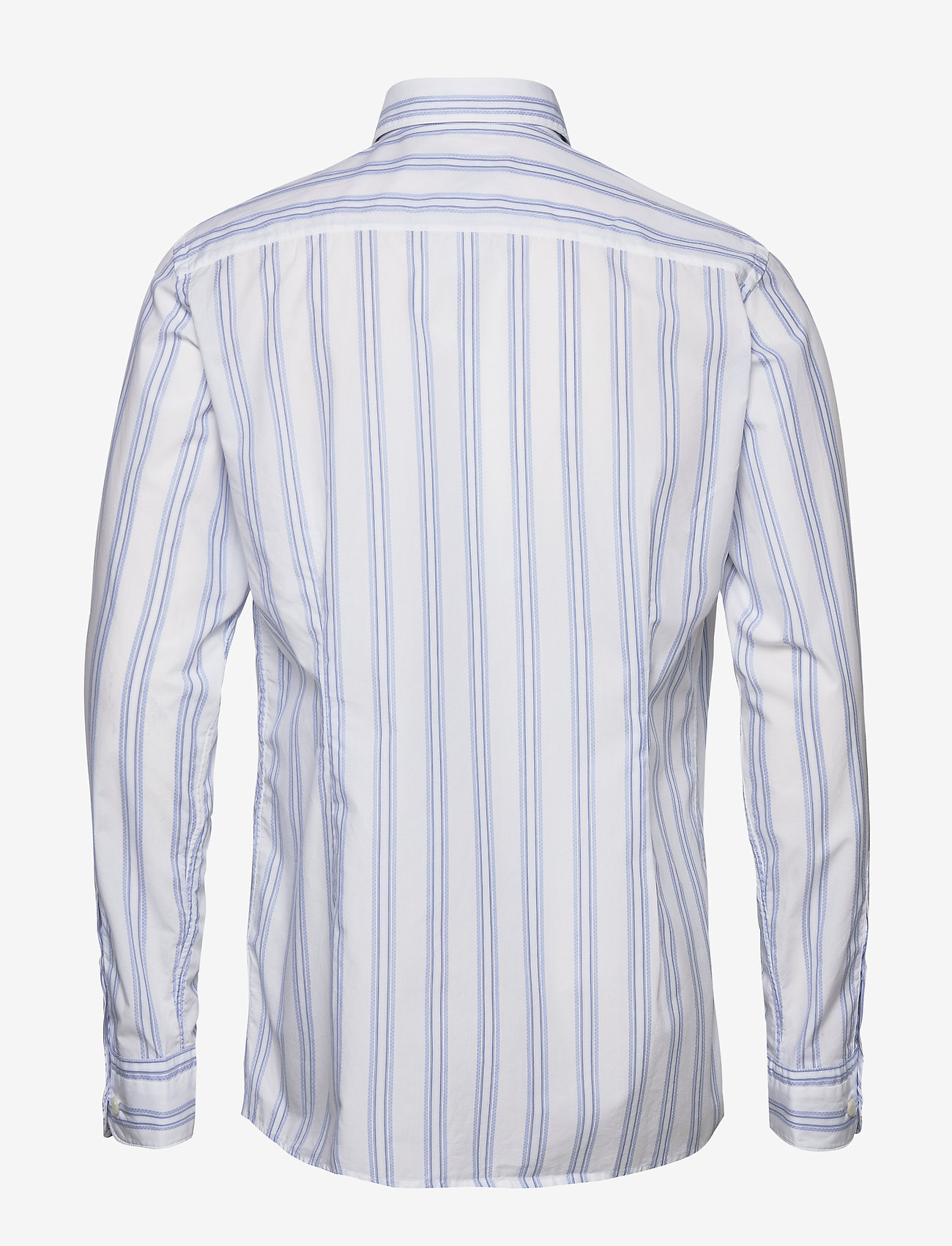 White Striped Shirt - Soft (White) (89.50 €) - Eton s46u5