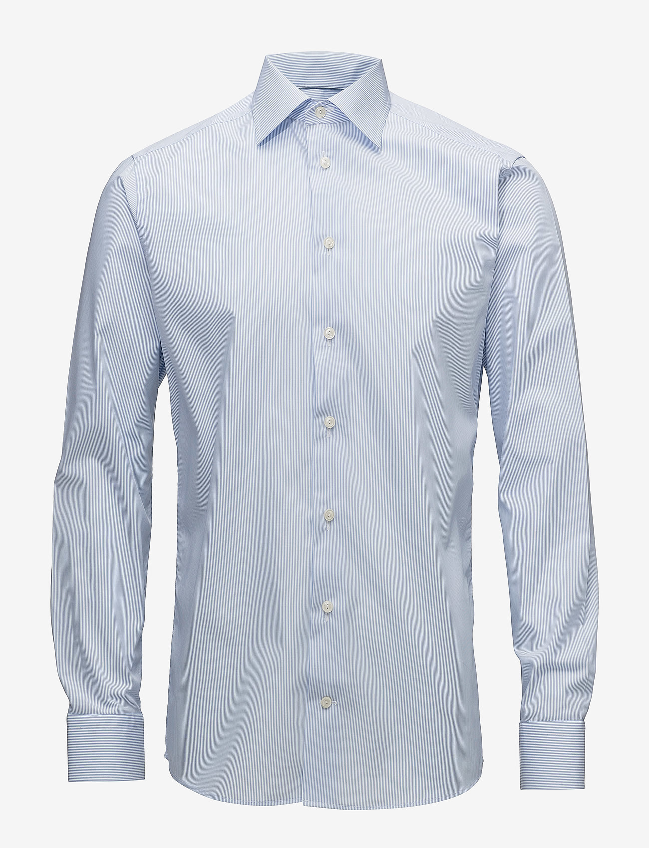 Eton - Poplin-Slim fit - business skjortor - blue - 0