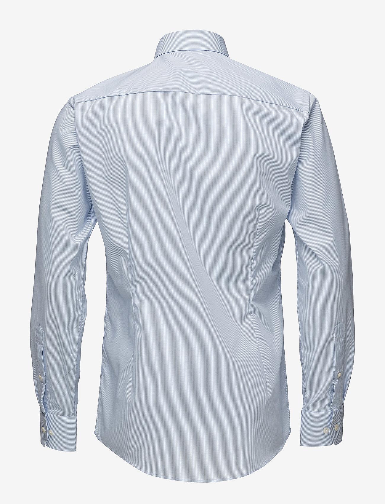 Eton - Poplin-Slim fit - business-paidat - blue - 1