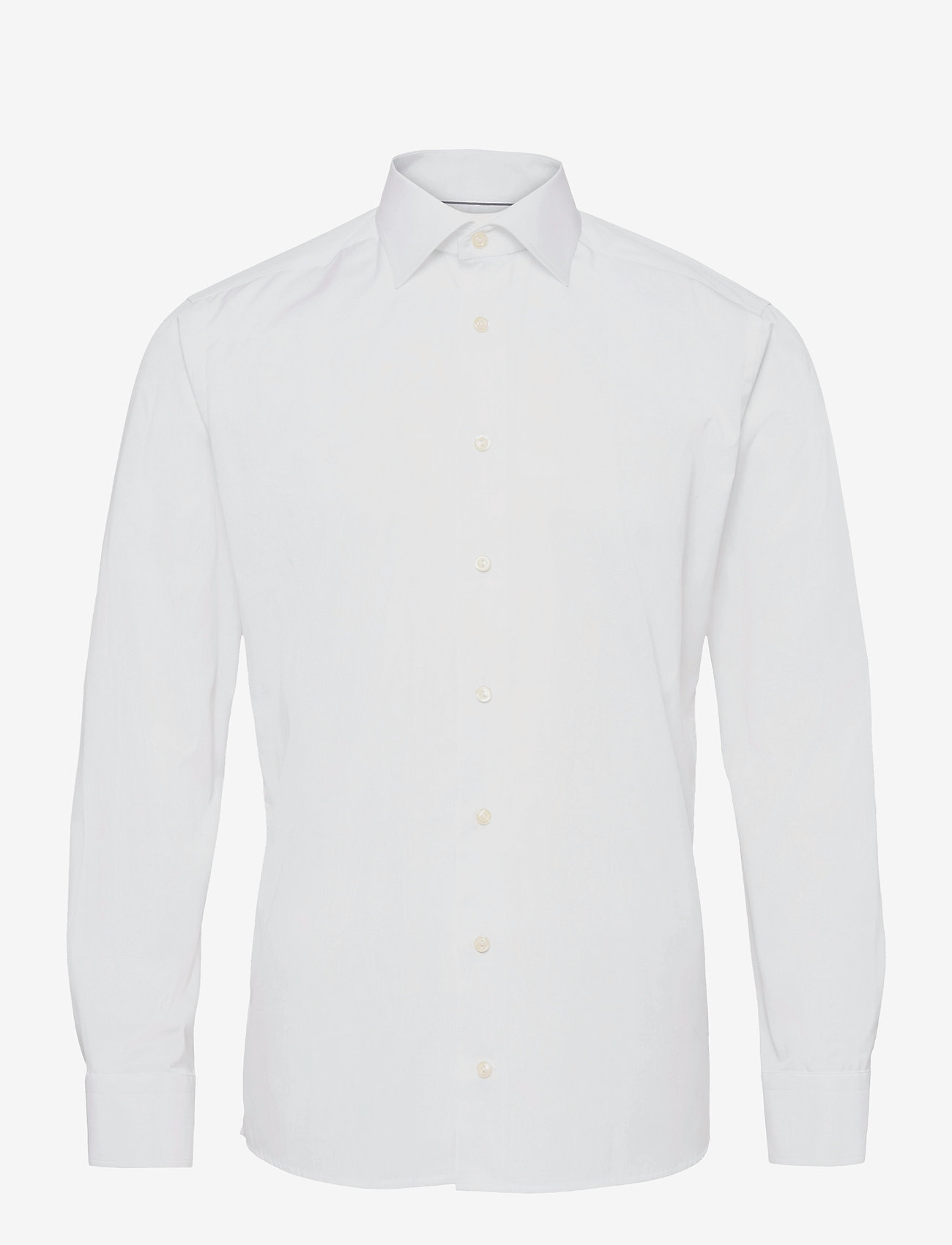 Eton - Poplin-Slim fit - basic skjorter - white - 0