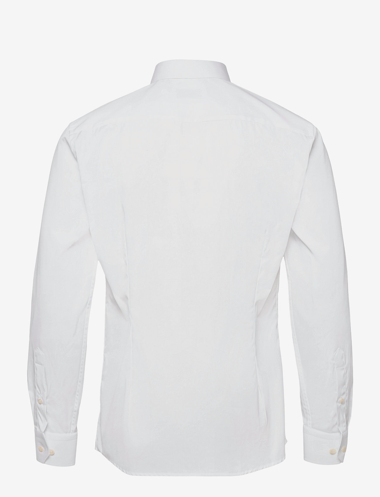 Eton - Poplin-Slim fit - basic skjorter - white - 1