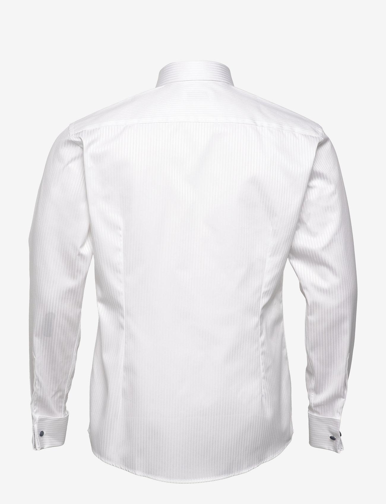 Eton - Palladium-Evening-Slim fit - puuvillapaidat - white - 1