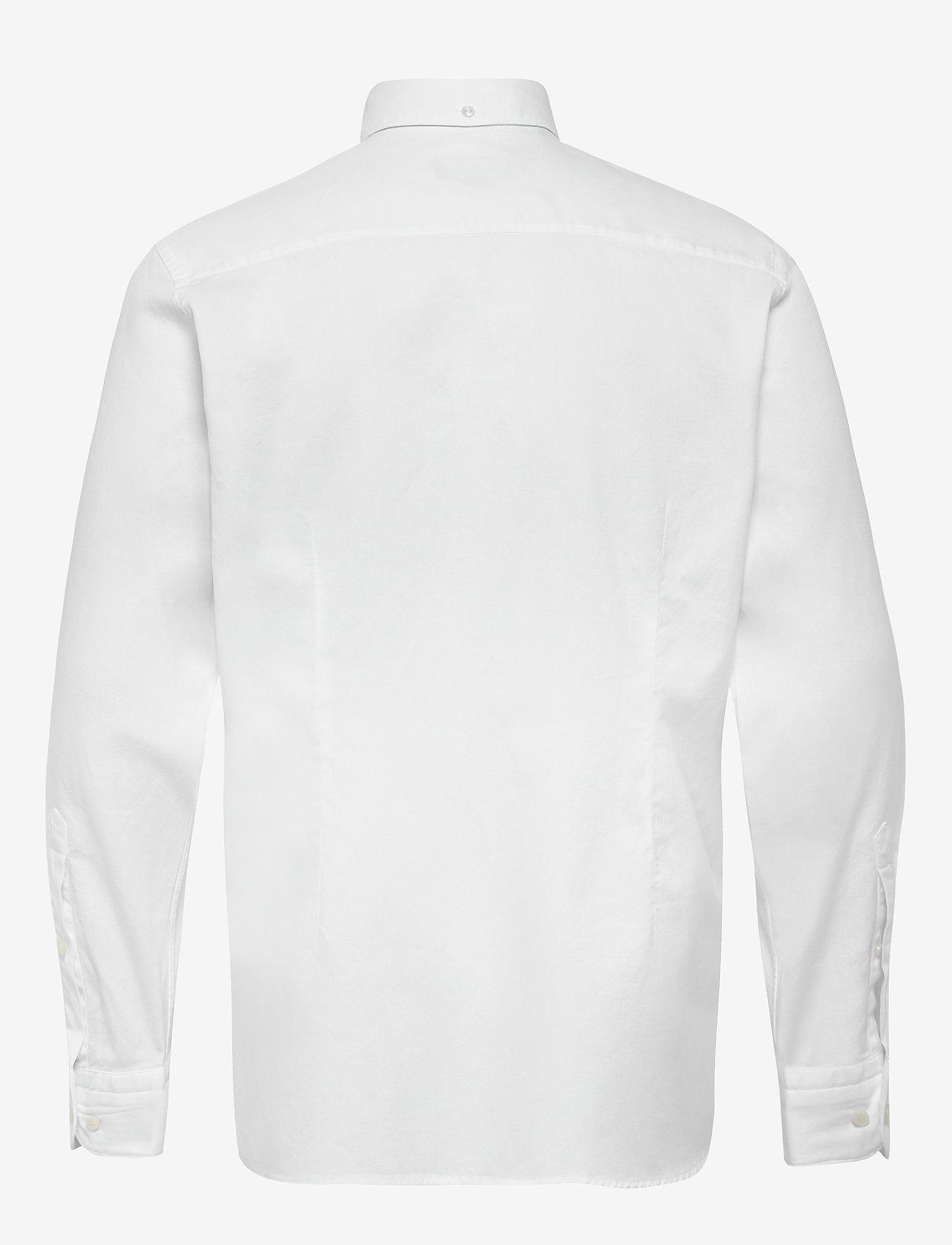 Eton Royal oxford shirt - Contemporary fit - Skjorter WHITE - Menn Klær
