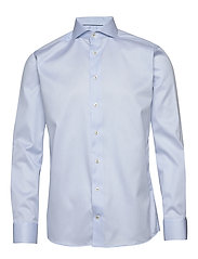 Royal twill shirt - BLUE