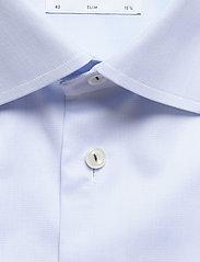 Eton - Royal twill shirt - peruspaitoja - blue - 2