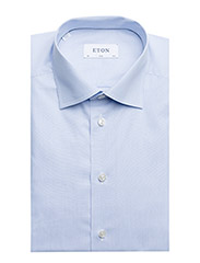 Eton - Poplin-Slim fit - business-paidat - blue - 3