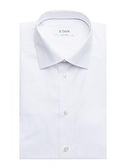 Eton - Poplin - Contemporary fit - basic skjorter - white - 3